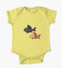 Anatomy of a Goldfish Kids Clothes