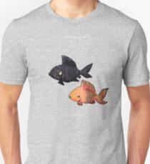Anatomy of a Goldfish Unisex T-Shirt