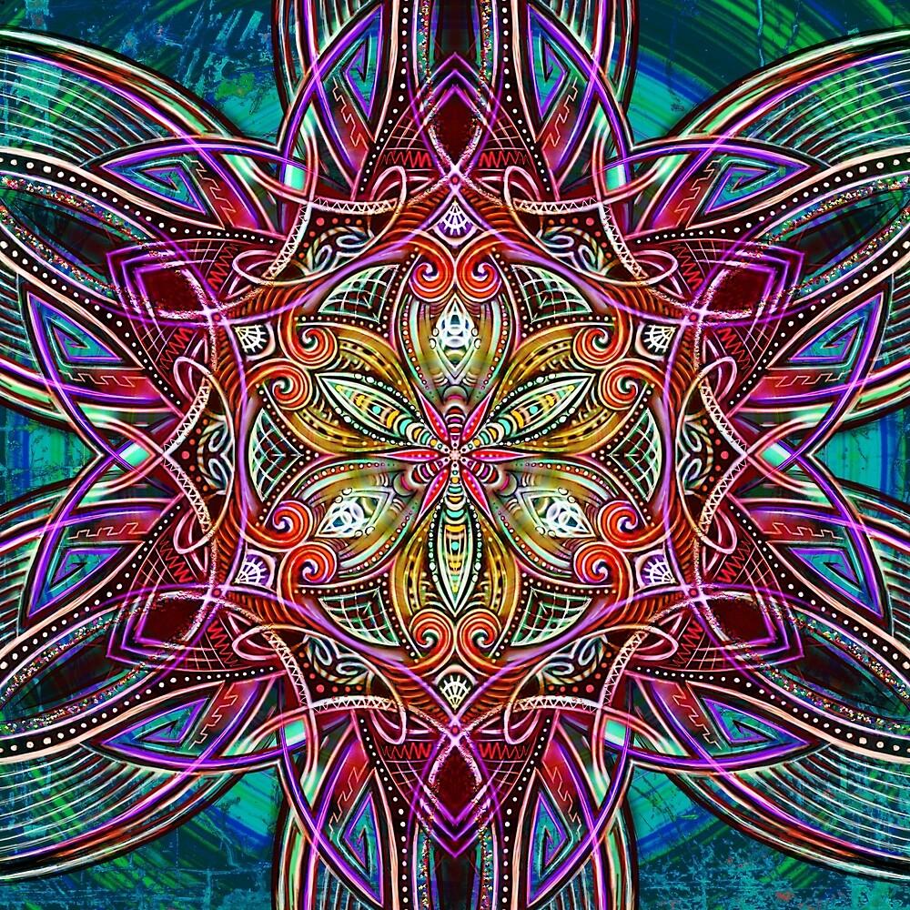 Mandala HD 3 by Master S P E K T R