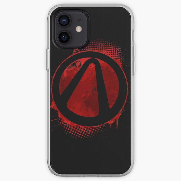 Borderlands Vault logo. iPhone Soft Case