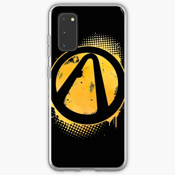 Borderlands logo design. Samsung Galaxy Soft Case