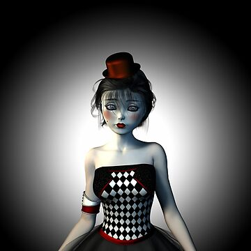 Circus doll carnival by BrittaGlodde
