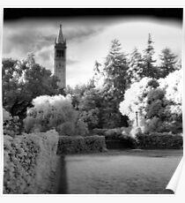 Sather Tower, Berkeley California Poster