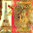 The Crickets of Paris by Aimee Stewart