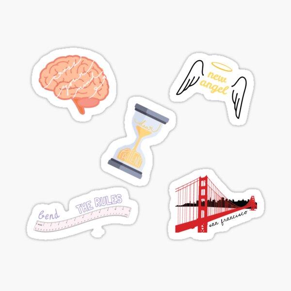 Niall Horan Heartbreak Weather Sticker Pack Sticker