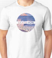 Death-Yon Pale Wave Tee T-Shirt