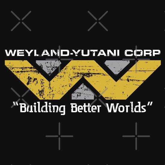 TShirtGifter presents: Weyland Yutani