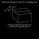 Little Known Moments of Science #17 - Schrödinger's Cat by AdTheBad