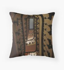 Staircase to my heart ... Throw Pillow