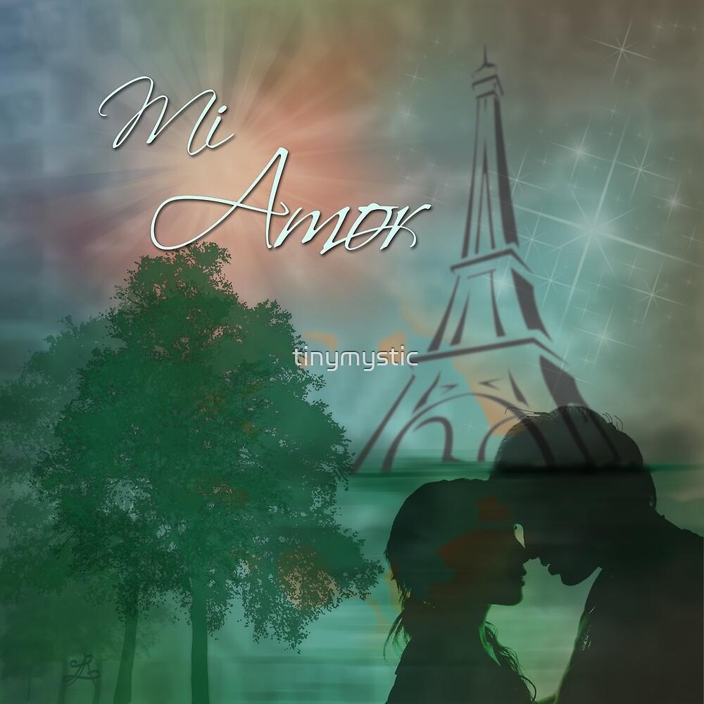 Mi Amor Paris by tinymystic