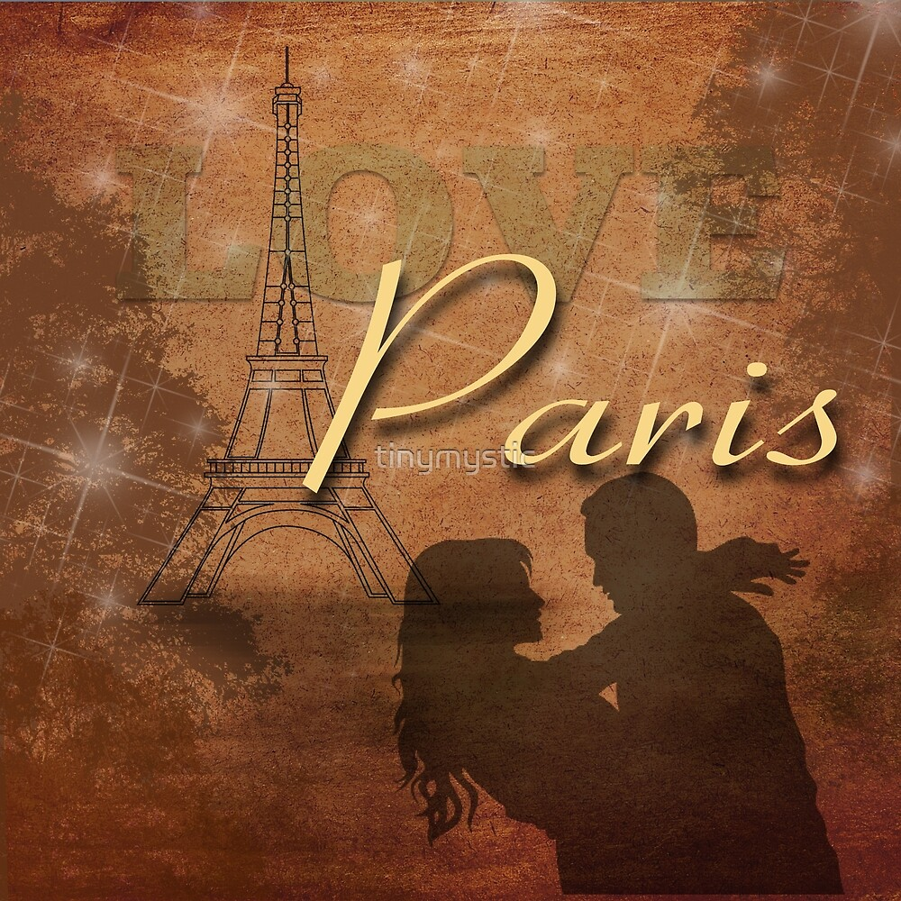 Love Paris by tinymystic