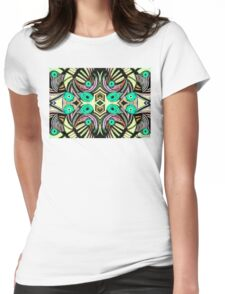 aroma 7 Womens Fitted T-Shirt
