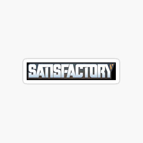 satisfactory Sticker