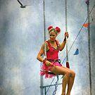 The Showgirl # 2  by Gerijuliaj