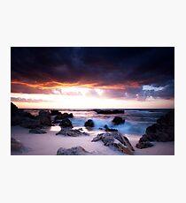 Bird Island, Trigg, Western Australia Photographic Print