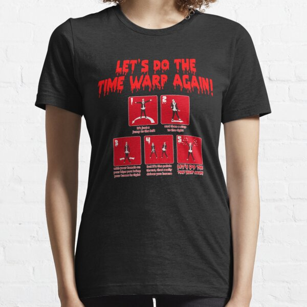 Rocky Horror - Let's Do The Time Warp Again Essential T-Shirt