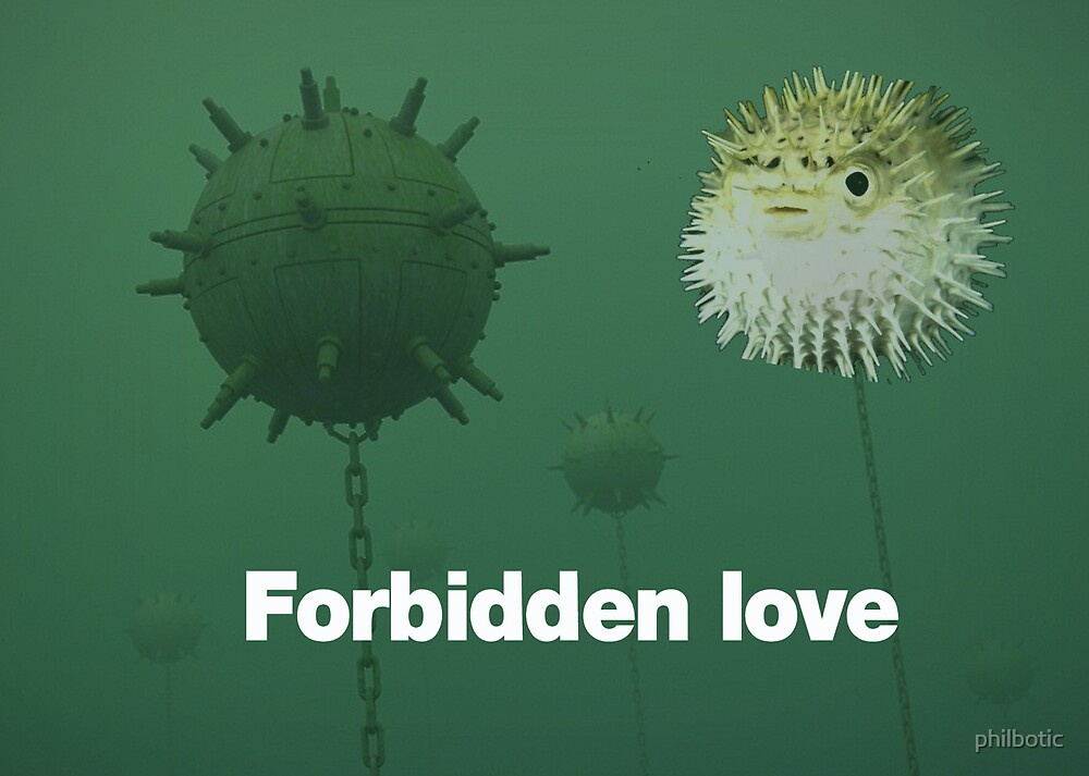 Forbidden love by philbotic