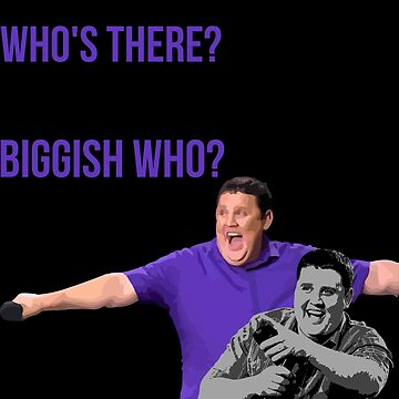 Peter Kay - The Tour That Didn't Tour Tour - Knock Knock Joke by MBroadbridgee