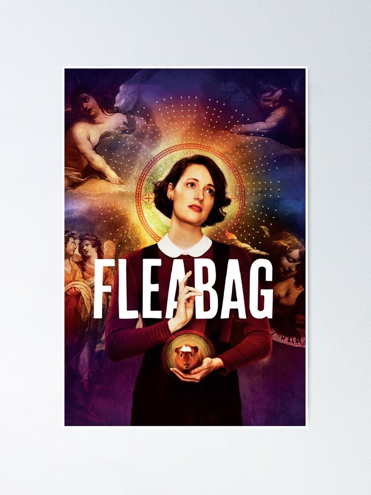 Alternate view of Fleabag Poster