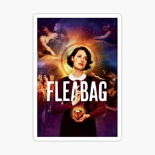 Fleabag Sticker