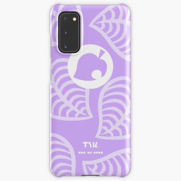 NookPhone Case Lavender  Samsung Galaxy Snap Case