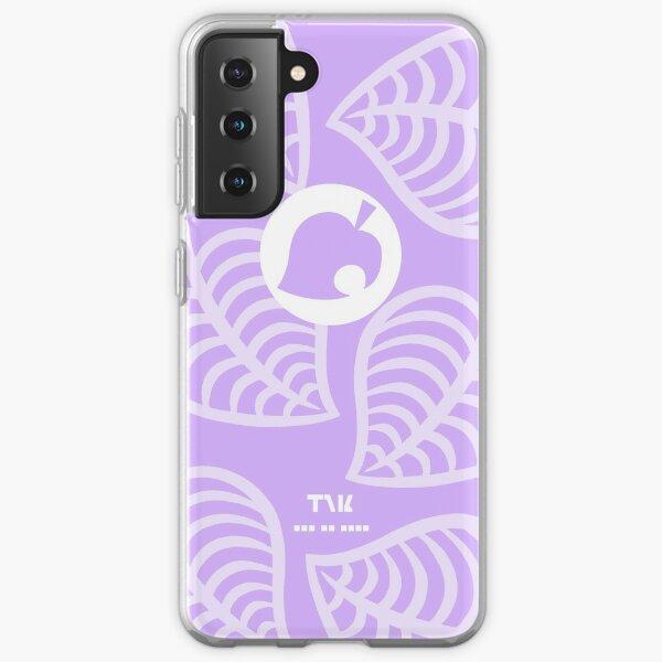 NookPhone Case Lavender Coque souple Samsung Galaxy