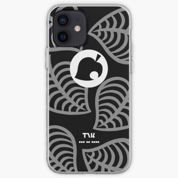 NookPhone Case Black iPhone Soft Case
