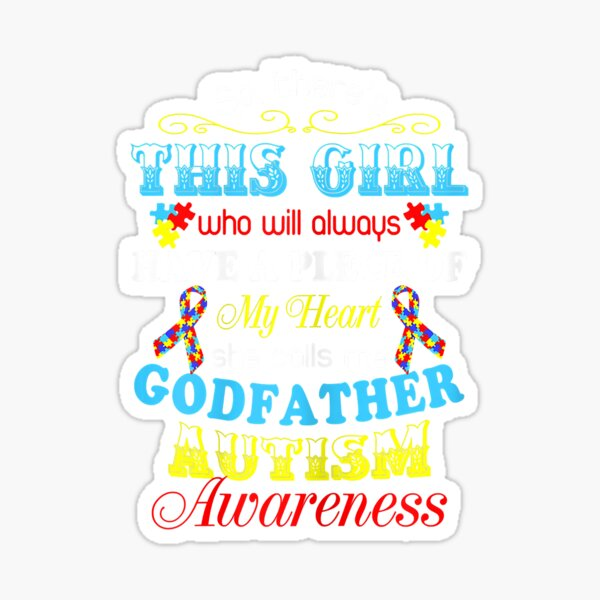 Goddaughter Stickers Redbubble