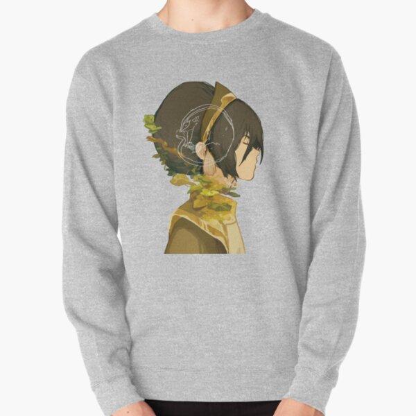 Toph Beifong Pullover Sweatshirt