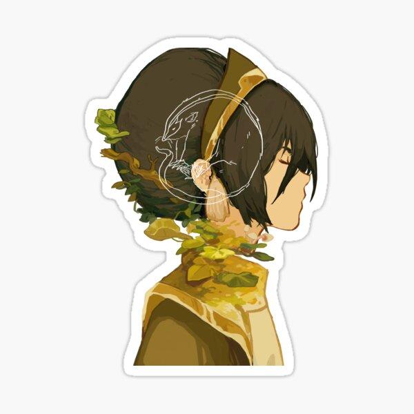 Toph Beifong Sticker