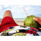 Beach Bumming in Fortaleza, Brasil by omhafez
