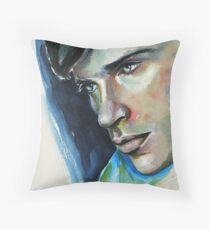Intériorité, featured in Painters Universe Throw Pillow