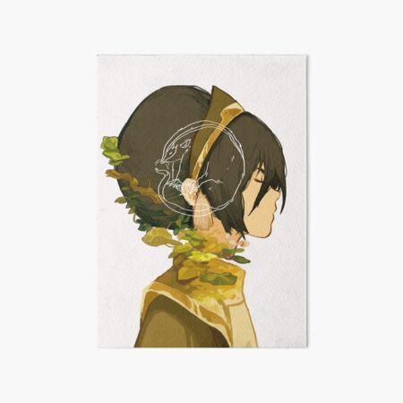 Toph Beifong Art Board Print