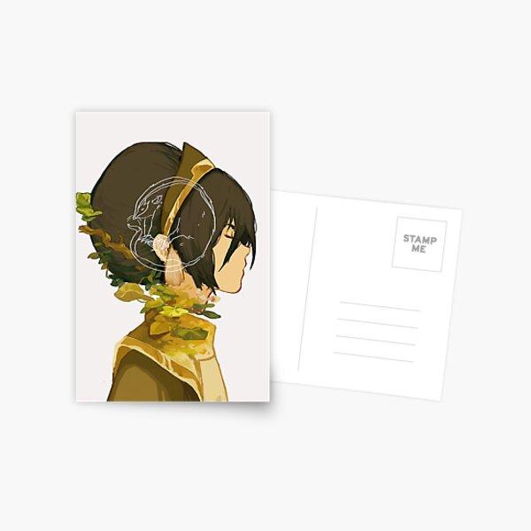 Toph Beifong Postal