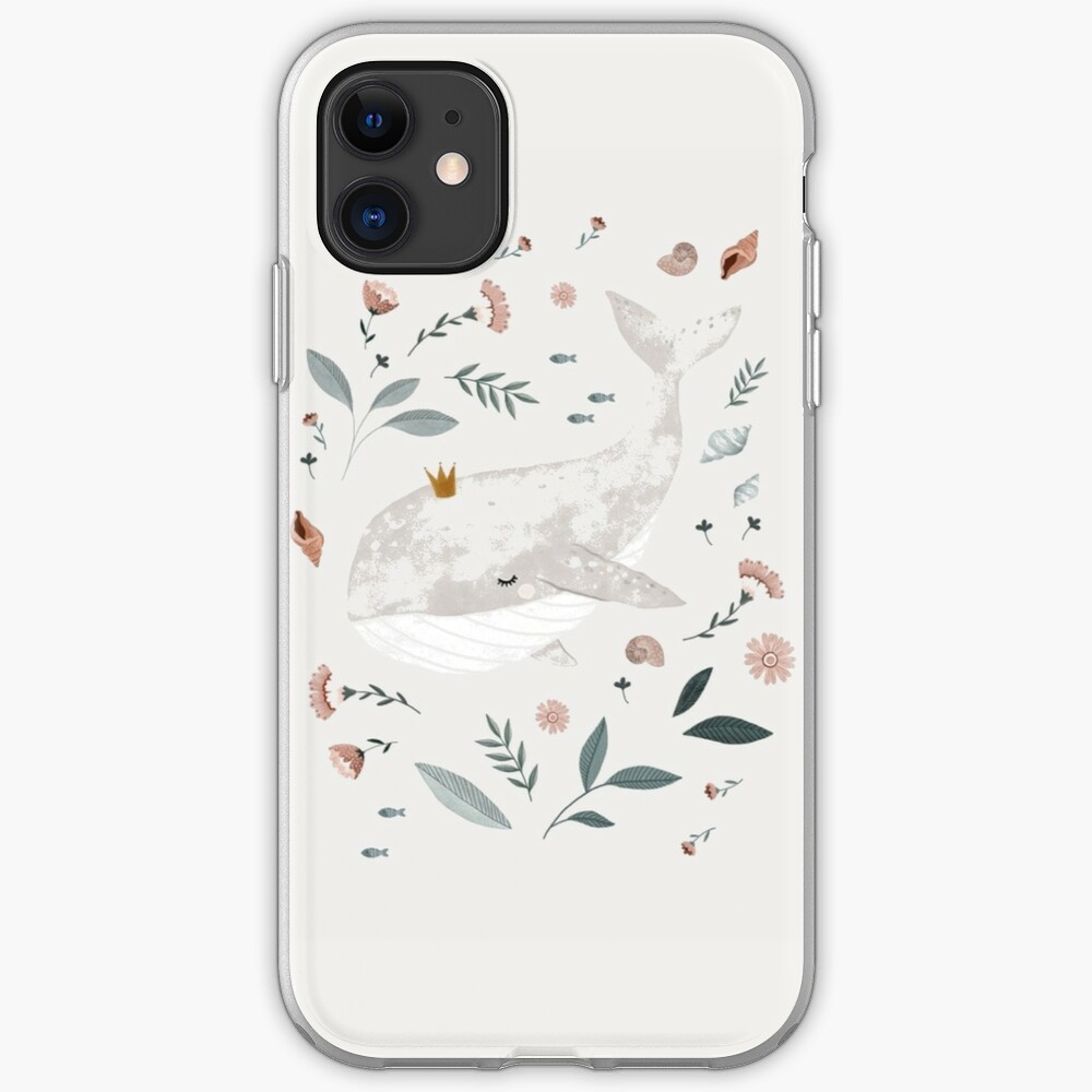 whale iPhone Case & Cover