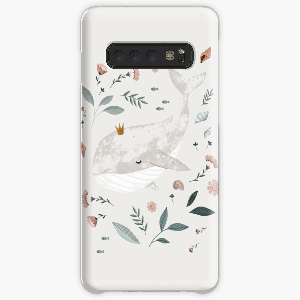 whale Case & Skin for Samsung Galaxy