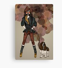 Country Chic Canvas Print