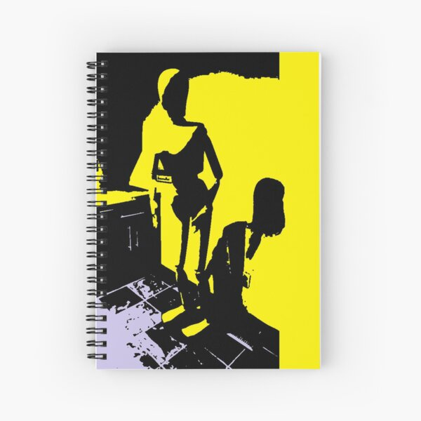 Robo Spiral Notebook