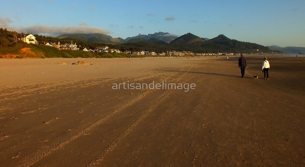 Panoramic Beach ~ Part One by artisandelimage