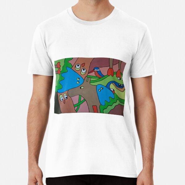 Be Smart, stay together - Kizd Premium T-Shirt