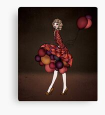 Le Ballon Canvas Print