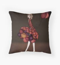 Le Ballon Throw Pillow