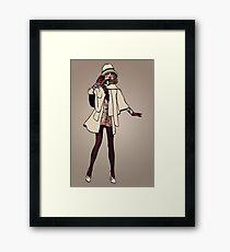 Mari Framed Print