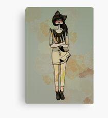Chus Canvas Print