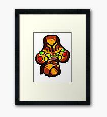 Pokemon Beheeyem Framed Print