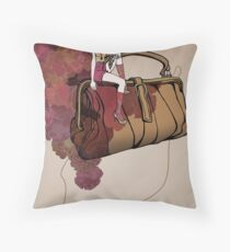 Souci Throw Pillow