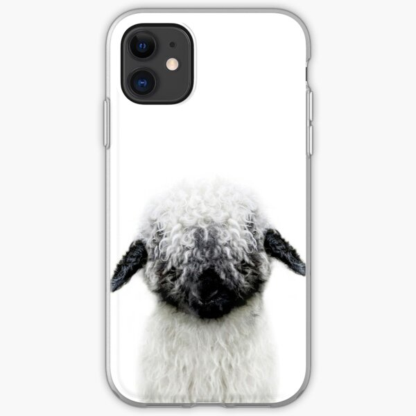 sheep iPhone Soft Case
