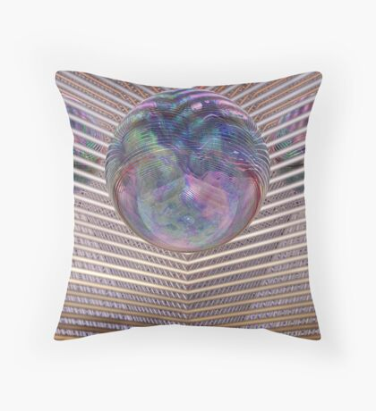 Namasté Throw Pillow