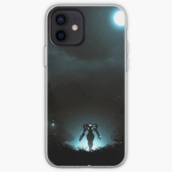 Samus Aran iPhone Soft Case