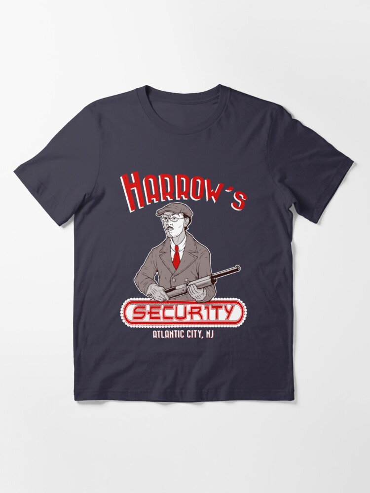 Alternate view of Harrow's Security Essential T-Shirt